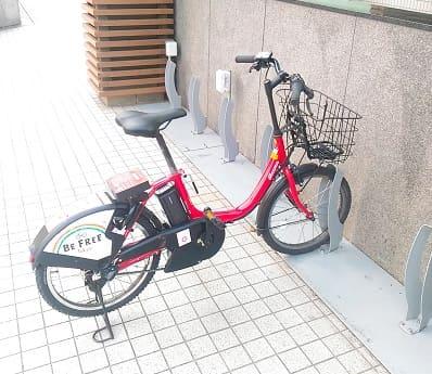 レンタルポート赤坂