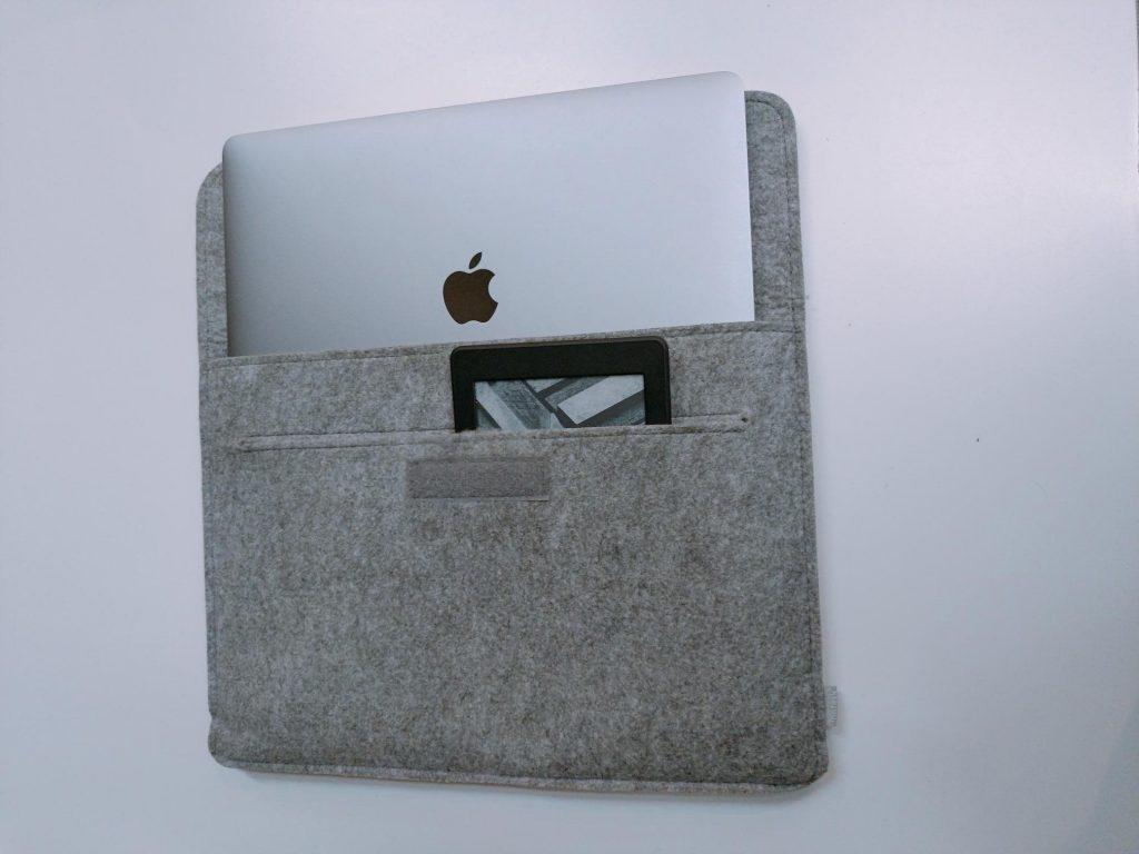 Macbookpro 13インチケースinateckレビュー