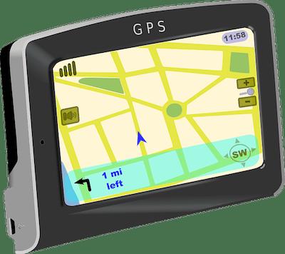 GPSリアルタイム追跡
