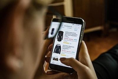 オンラインショッピング買い物