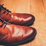 靴ローファー