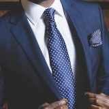 ビジネス スーツ ネクタイ