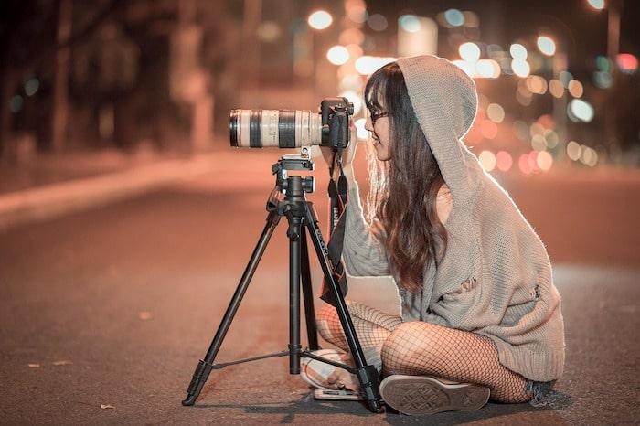 カメラ一眼レフ