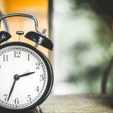 振動で起きれる!おすすめ振動式の目覚まし時計7選!