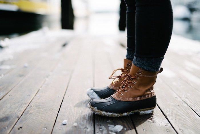 冬あったか靴